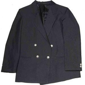 Boy's Class Club Blazer Black Size 14